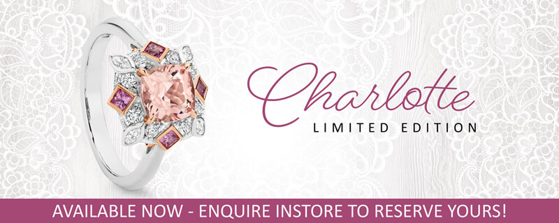 Shop Charlotte, Limited Edition Ring At Andersons Treasure Store
