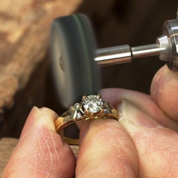 Jewellery Repairs at Andersons Treasure Store